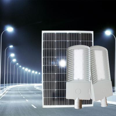 Đèn đường công trình Philips cao cấp năng lượng mặt trời 50w