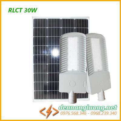 Đèn đường công trình Philips RLCT 30w cao cấp| năng lượng mặt trời