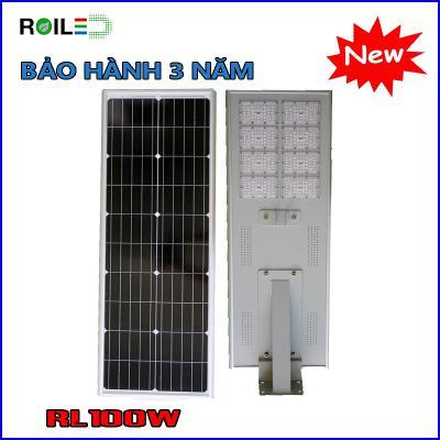 Đèn đường liền thể Roiled RL100W cao cấp