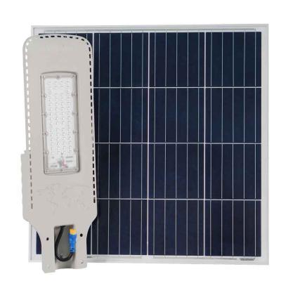 Đèn đường năng lượng mặt trời 300W cao cấp Roiled D-300 công suất lớn dành cho công trình