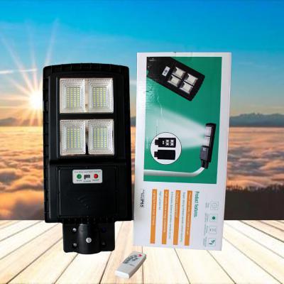 Đèn đường pin liền thể thế hệ mới LT 60W