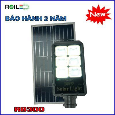 Đèn đường Roiled RB300W chất lượng| NLMT