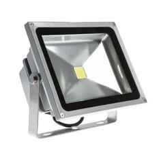 Đèn led pha 50W H075 (Bạc)