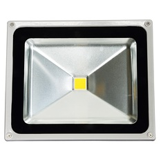 Đèn LED pha chiếu điểm ngoài trời 50W Asoen (Ánh sáng vàng)