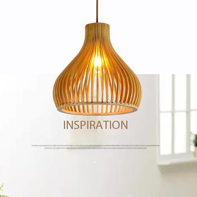 Đèn lồng gỗ trang trí RLT16088
