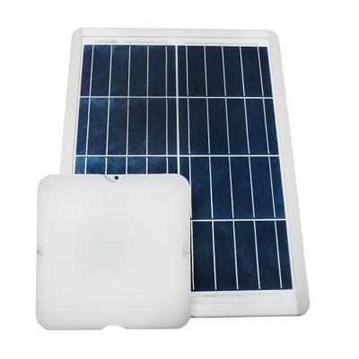 Đèn năng lượng mặt trời ốp trần nhà thương hiệu Blue Carbon BCT-SCL1.0 50W