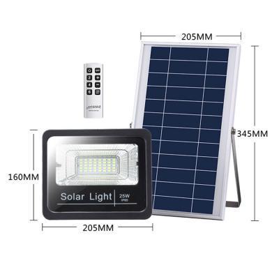 Đèn năng lượng mặt trời VK- 387A 25W