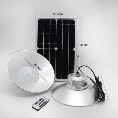 Đèn năng lượng mặt trời VK- N380E 80W