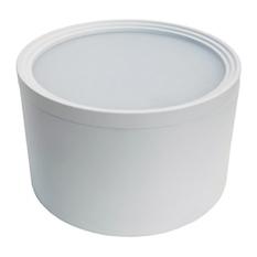 Đèn ống bơ tán quang OBK-12-T-T 6000K (Vỏ trắng)