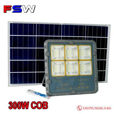 Đèn pha FSW COB  300W| cao cấp, giá tốt