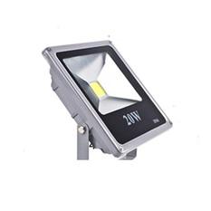 Đèn pha LED không điều khiển Duxa PL20WKK (đen)