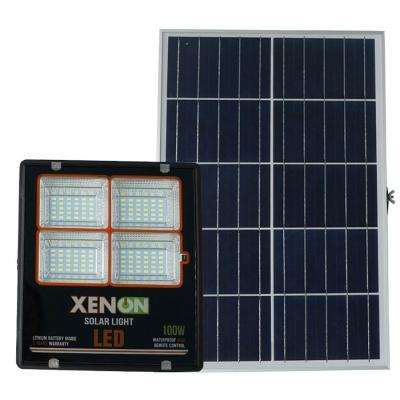 Đèn pha Năng Lượng mặt Trời 100W Chính hãng Xenon CX100W