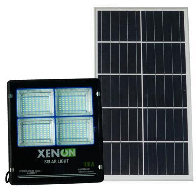 Đèn pha Năng Lượng Mặt Trời 100W Xenon X100W