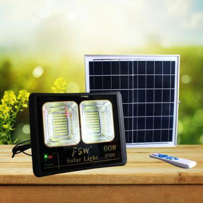 Đèn pha năng lượng mặt trời  FSW 60W