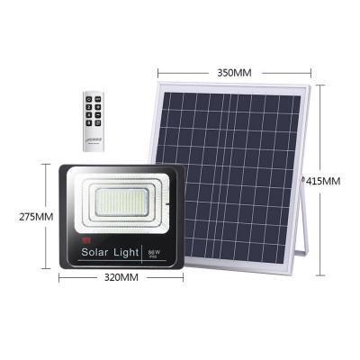 Đèn pha năng lượng mặt trời VK- 387D 80W