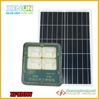 Đèn Pha Năng Lượng Mặt Trời Xenon XF100W