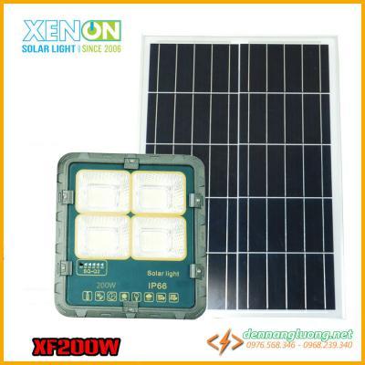 Đèn Pha Năng Lượng Mặt Trời Xenon XF200W