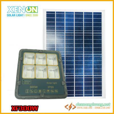 Đèn Pha Năng Lượng Mặt Trời Xenon XF300W