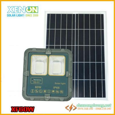 Đèn Pha Năng Lượng Mặt Trời Xenon XF60W