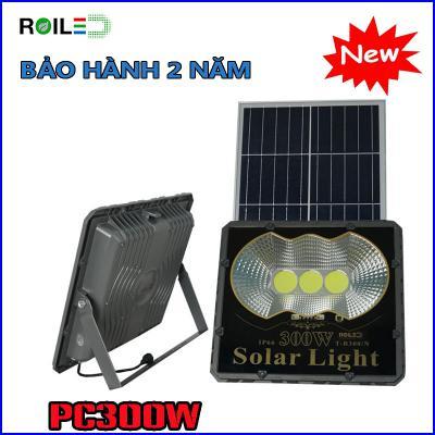 Đèn pha năng lượng Roiled PC300W siêu rẻ