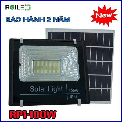 Đèn pha năng lượng Roiled RP1-100W giá rẻ