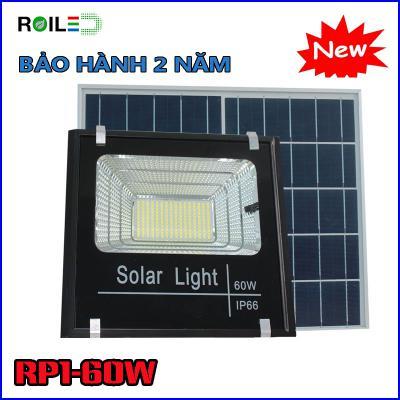 Đèn pha năng lượng Roiled RP1-60W giá rẻ