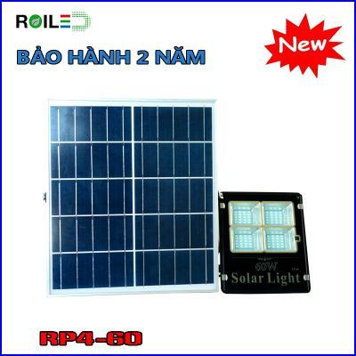 Đèn pha năng lượng Roiled RP60W chính hãng