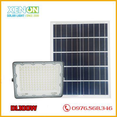 Đèn pha năng lượng Xenon Deluxe DL100W chính hãng