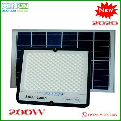 Đèn Pha Roiled RN200W Trong Nhà | Năng lượng mặt Trời
