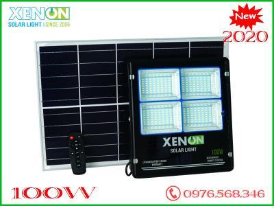 Đèn pha Xenon N100W| công nghệ mới| năng lượng mặt trời