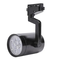 Đèn rọi ray DTL-7-V-D 3000K (Vỏ đen)