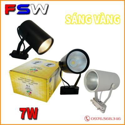 Đèn rọi tiêu điểm FSW 7W ánh sáng vàng