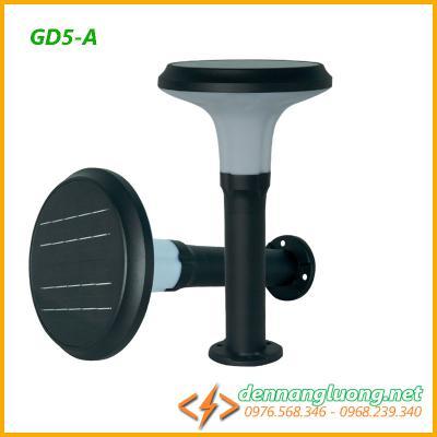 Đèn sân vườn GD5 - A| năng lượng mặt trời