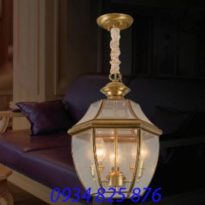 Đèn Thả Đồng HF6001