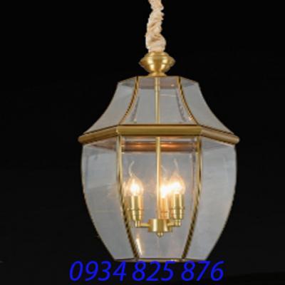 Đèn Thả Đồng HF6019