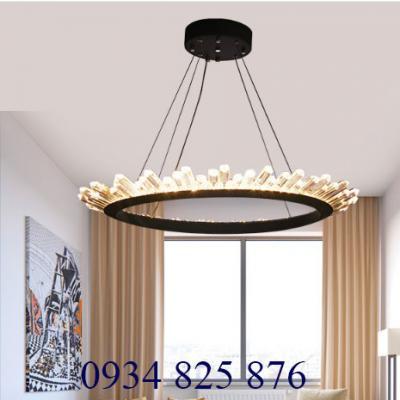 Đèn Thả Đồng Pha Lê-DC004