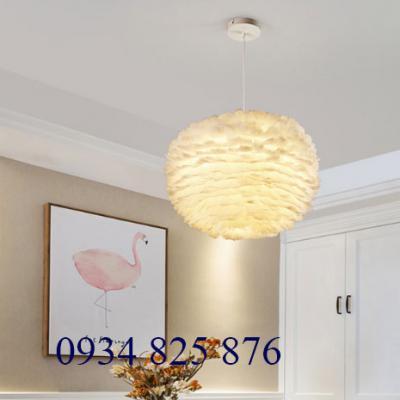 Đèn Thả Lông Vũ-DC073