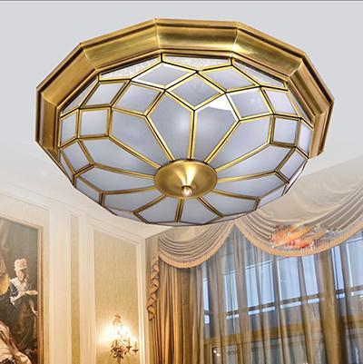 Giá bán Đèn trần đồng RLT8002