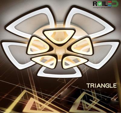 Đèn trần trang trí Acylic RMT7010-10