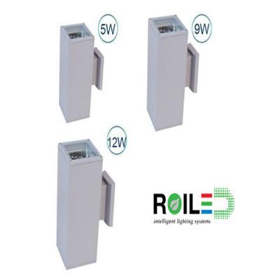 Đèn tường Led ngoài trời RLNT0200-18W