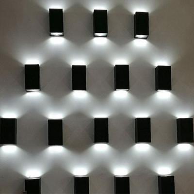 Đèn tường Led ngoài trời RLNT0310-6W