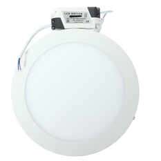 Dimmable 21W LED Surface Panel Wall Ceiling Down Light Lamp 85-265V Cool White (Intl)