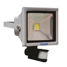 Duxa PSLED 20w - Pha Led cảm ứng (Nâu nhạt)
