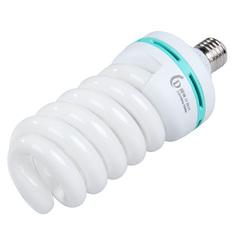 E27 50W 5500K Professional Tricolor Photography Light Bulbs Lamp (Intl)