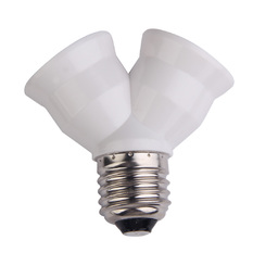 E27 to 2xE27 LED Lamp