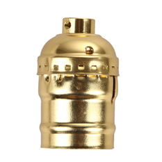 Edison E26/E27 Screw Bulb Gold With no Switch (Intl)