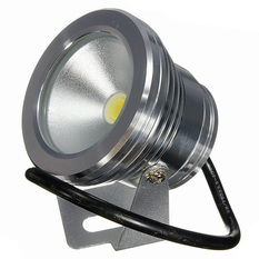 LED Flood Wash Outdoor Light (Silver) (Intl)