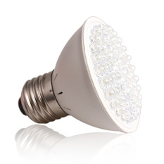 New Red Blue 60 LED Bulb Energy Saving Hydroponic Plant Grow Light Lamp (Intl)