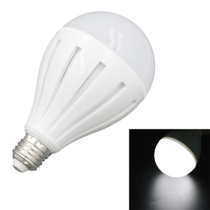 Practical E27 12W 5730LED 750LM White Light Remote Control Lamp Light Bulb (Intl)