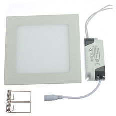Slim Thin 50W White LED Spotlight Flood Light High Power Outdoor Lamp US Warm White (Intl)